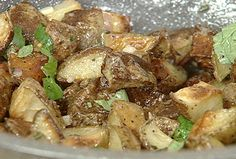 Ann's Roasted Potato Salad from FoodNetwork.com