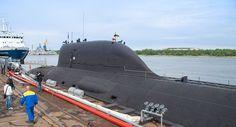Noticia Final: Submarino russo de 5ª geração será duas vezes mais...