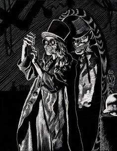 Dr. Jekyll and Mr. Hyde by DragonicDarkness on DeviantArt
