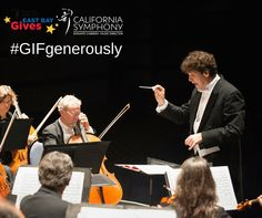 Orchestra Production - because the magic has to start somewhere. | Community Post: East Bay Gives! #GIFgenerously