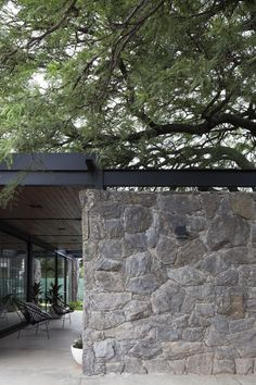 Fragments of architecture Architecture Details, Interior Architecture, Steel Frame House, Forest House, Stone Houses, Exterior Design, Future House, House Design, Decoration