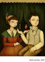 Heart and Key - Emily Winfield Martin