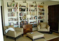 More White Bookcase Plans Wall Bookshelves Bookshelf Lighting Dream House Interior