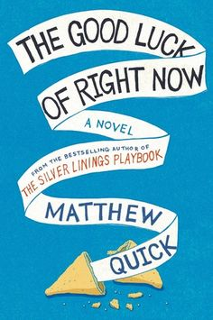 Blog Tour: The Good Luck of Right Now | A Librarian's Library
