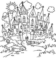 19 best minecraft images on pinterest wizard of oz yellow brick PopularMMOs Mcpe Skins castle royalty free stock image image 14555656 castle coloring page coloring pages for