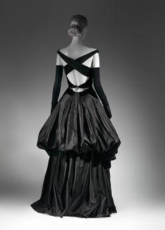 Charles James (American, born Great Britain, 1906–1978). Evening Dress, 1948