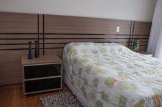 Cabeceira de cama Modulada em MDF