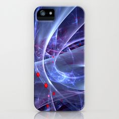 Fractal+Design+Vision+iPhone+&+iPod+Case+by+Fine2art+-+$35.00