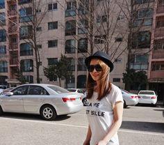 seoul street fashion #http://blog.naver.com/sarabykss