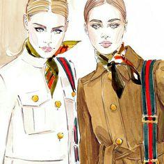 Gucci by Lena Ker
