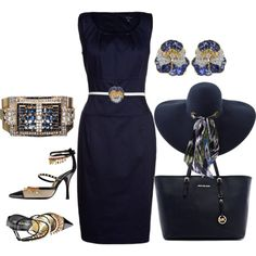 """""""The Oscar Heyman collection earrings inspired outfit"""" by bethany-falmer on Polyvore"""