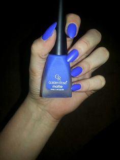 Polish nails matte #natural