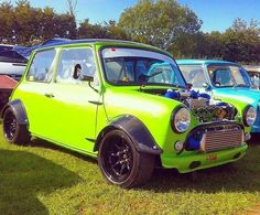Mini Mini Cooper S, Classic Mini, Classic Cars, Mini Cabrio, Mini Morris, Mini Countryman, Mini One, Minis, Modified Cars