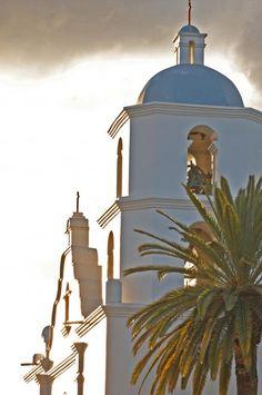 Mission San Luis Rey, Oceanside, CA. 2004