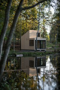 Woody 15 by Marianne Borge, architect.