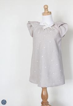 Easy Heart Dress, Tutorial - The Sewing Rabbit