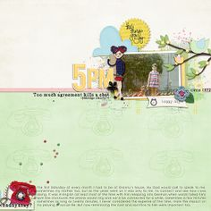 Ideas for Scrapbook Page Storytelling with Retro Tech Motifs   Stefanie Semple   Get It Scrapped
