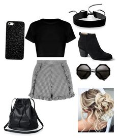 """""""Untitled #10"""" by maria-alexandra-iordan on Polyvore featuring Topshop, Simons and Lands' End"""