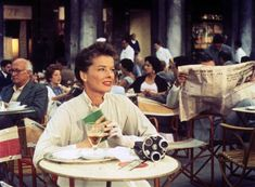 """Renato de Rossi (Rossano Brazzi) to Jane Hudson (Katharine Hepburn): """"You make many jokes, but inside you cry."""" -- from Summertime (1955) directed by David Lean"""