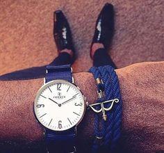 Style watch bracelet