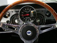 1967 Ford Mustang Shelby GT500 picture, interior