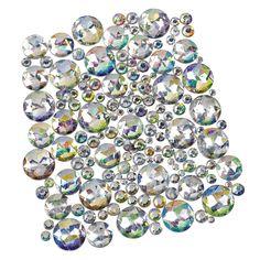 Iridescent Jewel Assortment - OrientalTrading.com - mixed reviews but cheap