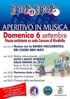 L'Aperitivo in Musica è in programma domenica 6 settembre 2015 a Rivoltella di #Desenzano del Garda @gardaconcierge