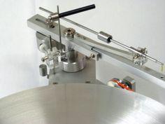 "Model 4724-4725 Turntable ""Koma""-Tone arm ""Tsurube""   AudioLabo 47研究所"