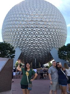 #SicEm from Epcot!