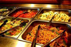 Les 9 adresses des meilleurs buffets à volonté en ville   Narcity Montréal Restaurant Montreal, Coffee Soap, Restaurants, Wedding, Food, Fine Dining, City, Earth, Dish