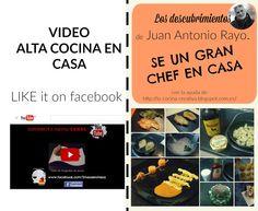 De Mesa En Mesa Revista Gastronomica: Cómo cocinar como en la alta cocina desde Casa.  U...