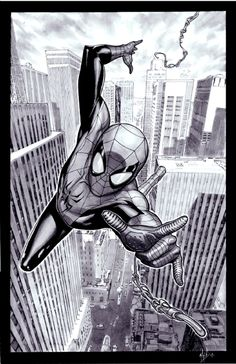 Spider-Man by Jorge Molina