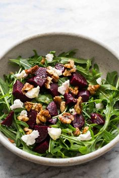 Beet Salad Recipes With Goat Cheese.Roasted Beet Arugula Salad With Goat Cheese Easy Healthy . Beet And Goat Cheese Salad With Pistachios Recipe . Roasted Beet Salad With Mandarins Goat Cheese And Arugula . Beet Goat Cheese Salad, Arugula Salad Recipes, Roasted Beet Salad, Salad Recipes For Dinner, Healthy Salad Recipes, Salads With Goat Cheese, Baby Spinach, Spinach Goat Cheese Salad, Dining