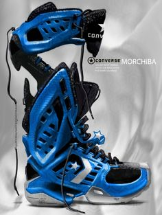 Interview x Conceptual Artist – Joe MacCarthy Air Max Sneakers, Shoes Sneakers, Sneakers Design, Footwear Shoes, Futuristic Shoes, Stephen Curry Shoes, Shoe Sketches, Converse, Sports Footwear