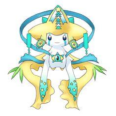Mega Jirachi by Serenyan on DeviantArt Pokemon Rpg, Mega Pokemon, Pokemon Gijinka, Mega Evolution, Pokemon Collection, Cute Pokemon Wallpaper, Cute Pikachu, Pokemon Images, Indoor Playground