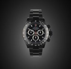 BLACK-OUT ROLEX DAYTONA by PROJECT X
