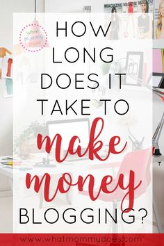 Whether you are a stay-at-home-mom or working full time, if you are serious about blogging for money, then you HAVE to read this advice! This blogger goes over how to get started blogging if making extra cash if your goal. You must get these things right if you want to get paid for your ideas!   online entrepreneur, make money blogging, earn extra money, how do you start a blog that makes income