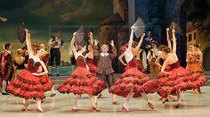 Don Quixote The Mikhailovsky Ballet