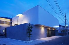SHIFT House by Apollo Architects and Associates