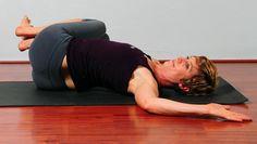 As 10 melhores posturas de ioga para dormir