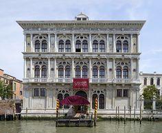 Casino Di Venezia in Venice, Italy.