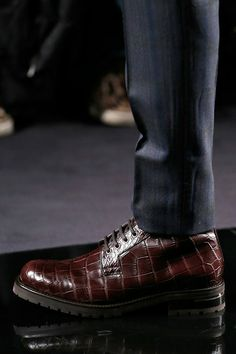 san francisco 81a3d f3e44  LouisVuitton FW 2013 - nice  mens  shoes Louis Vuitton Boots, Men Dress
