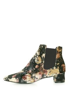KRAZY Pointed Boot - Topshop USA