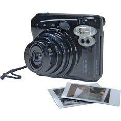 Fujifilm Instax Mini 50S Piano Black Camera