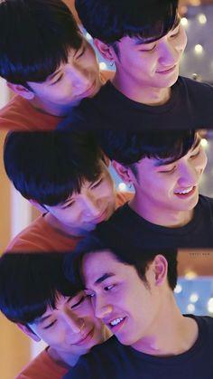 Cute Asian Guys, Asian Love, Lgbt Couples, Cute Gay Couples, Best Kdrama, Fandom Kpop, Gay Aesthetic, Aesthetic Anime, Theory Of Love