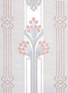 20's Art Deco Wallpaper