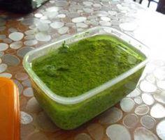 Ricetta PESTO GENOVESE la ricetta dalla Liguria! pubblicata da pupi77 - Questa ricetta è nella categoria Salse, sughi, condimenti, creme spalmabili e confetture