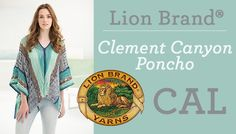 Clement Canyon Poncho Crochet-Along Week 2: Handy Tips for Keeping Count!