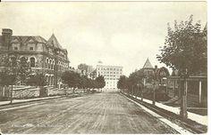 South Bethlehem, PA. Street now called Montclair Street.