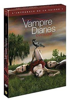 Vampire Diaries – Saison 1 – Coffret 5 DVD: Quatre mois après le tragique accident de voiture qui a tué ses parents, Elena, 17 ans, et son…